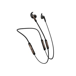 Jabra Elite 45e Bluetooth Stereo Headset, Copper / Black
