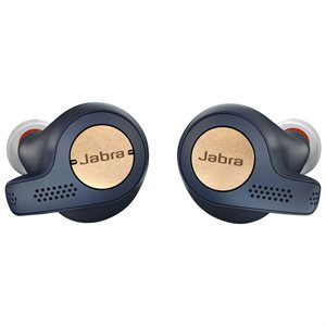 Jabra Elite Active 65t True Wireless, Copper / Blue