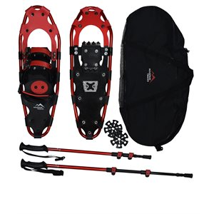 Mountain Tracks Pro Snowshoes Set 62cm