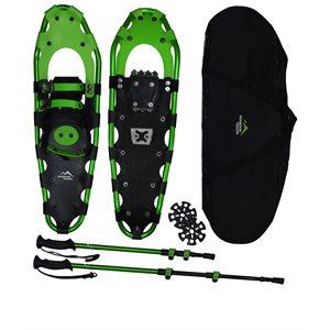 Mountain Tracks Pro Snowshoes Set 82cm