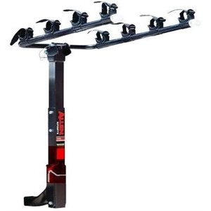 Deluxe Four Bike Hitch Rack