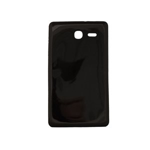 Affinity Gelskin for Alcatel Tab 7 LTE, Solid Black
