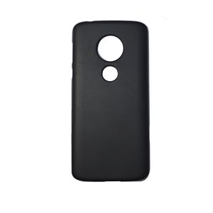 Affinity Gelskin for Moto G6 Play, Solid Black