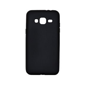 Affinity Gelskin for Samsung Galaxy J3, Solid Black