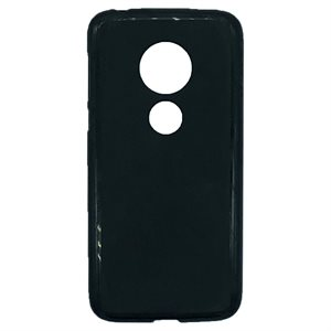 Affinity Gelskin for Moto G7 Play, Solid Black