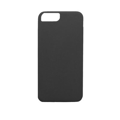 Affinity Gelskin for iPhone 6 / 6s / 7 / 8, Solid Black