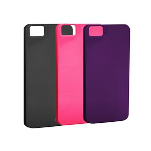 Affinity Soft Touch Shield for iPhone 5 / 5s / SE, 3 Pack