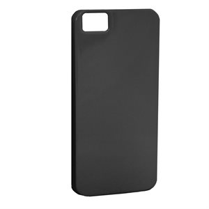 Affinity Soft Touch Shield for iPhone SE / 5S / 5, Black