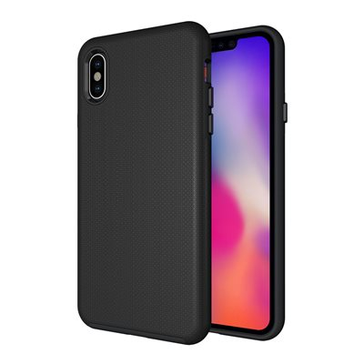 Axessorize PROTech Case for iPhone XS Max, Black