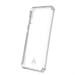Axessorize REVOLVE Rugged TPU case for Samsung Galaxy A50, Clear