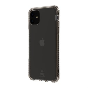 Axessorize REVOLVE TPU Case for Apple iPhone 11, Smoke