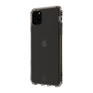 Axessorize REVOLVE TPU Case for Apple iPhone 11 Pro Max, Smoke