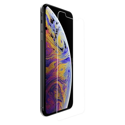 Axessorize Tempered Glass Screen Protector iPhone XS Max / 11 Pro Max - Clear