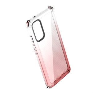 Ballistic Jewel Spark Series case for Samsung Galaxy S20, Rose Gold