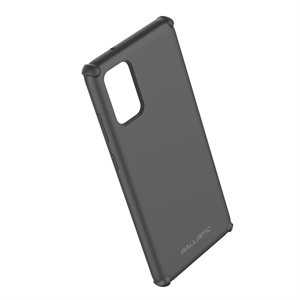 Ballistic Soft Jacket Series case for Samsung Galaxy S20 Plus, Black