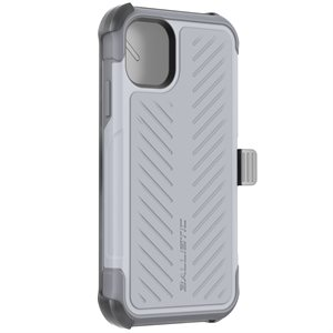 Ballistic Tough Jacket Maxx Series case for iPhone 11 Pro, Grey