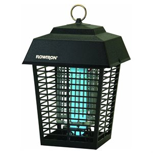 Flowtron 1 / 2 Acre Electronic Insect Killer - Black