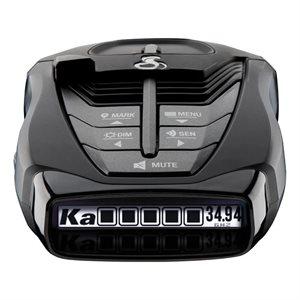 Cobra RAD 480i Radar - Black