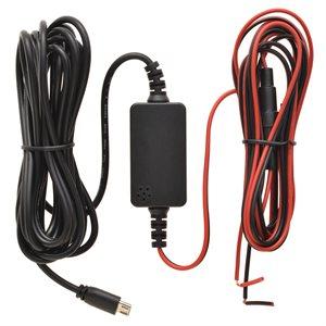 Cobra 2.5A Micro USB Hardwire Kit - Black