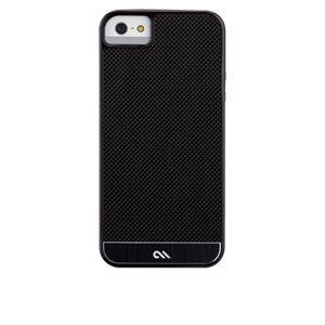 Case-Mate Carbon Fiber Case for iPhone 5 / 5s / SE, Black
