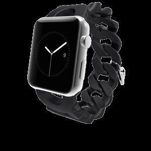 Case-Mate 38mm Apple Watchband, Turnlock, Black