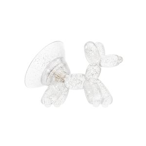 Case-Mate Balloon Dog Stand Ups, Sheer Crystal Clear