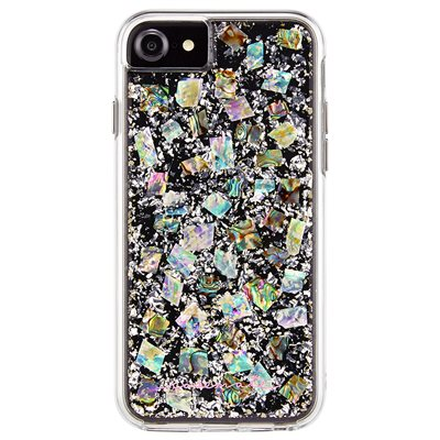 Case-Mate Karat Case for iPhone 6s / 7 / 8, Pearl