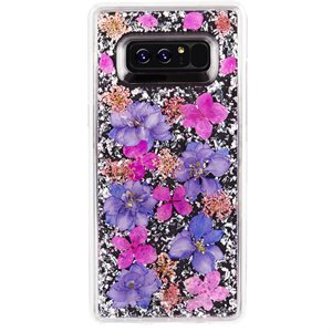 Case-Mate Karat Petals Case for Samsung Galaxy Note 8, Purple