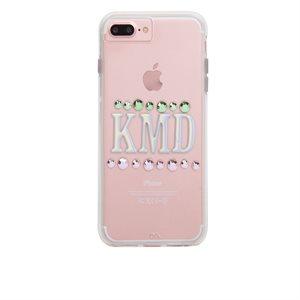 Case-Mate Naked Tough Custom Case for iPhone 6 Plus / 6s Plus / 7 Plus / 8 Plus, Clear