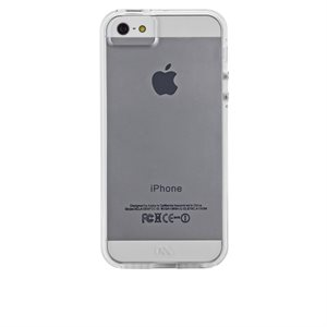 Case-Mate Naked Tough Case for iPhone 5s / SE, Clear / Clear