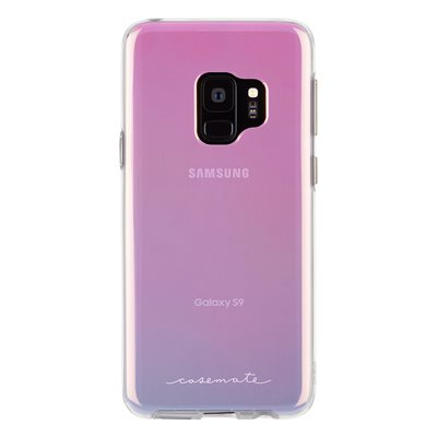Case-Mate Naked Tough Case for Samsung Galaxy S9, Iridescent