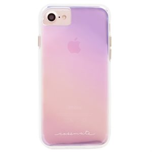 Case-Mate Naked Tough Case for iPhone SE / 8 / 7 / 6 / 6s, Iridescent