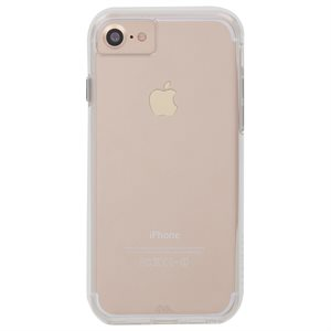 Case-Mate Naked Tough Case for iPhone SE / 8 / 7 / 6 / 6s, Clear