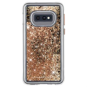 Case-Mate Waterfall for Samsung Galaxy S10e, Gold