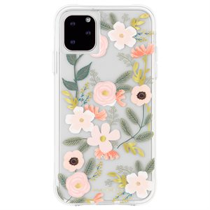 Case-Mate Rifle Paper Case for iPhone 11 Pro Max, Wild Flowers