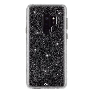 Case-Mate Sheer Crystal Samsung Galaxy S9 Plus Clear