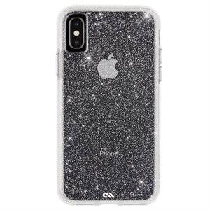 Case-Mate Sheer Crystal Case for iPhone X / Xs, Clear