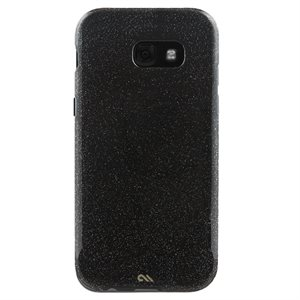 Case-Mate Naked Tough Sheer Glam Case for Samsung Galaxy A5 (2017), Black