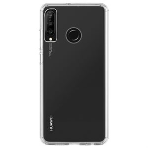 Case-Mate Tough Clear Case for Huawei P30 Lite, Clear