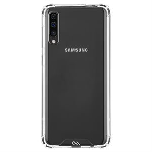 Case-Mate Tough Clear Case for Samsung Galaxy A50, Clear