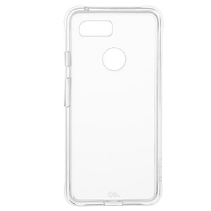 Case-Mate Tough Clear for Google Pixel 3 XL, Clear