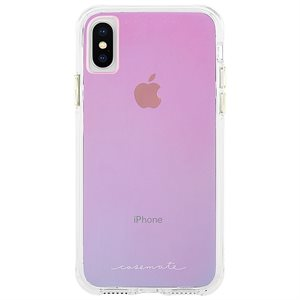 Case-Mate Tough Clear Case for iPhone X / Xs, Iridescent