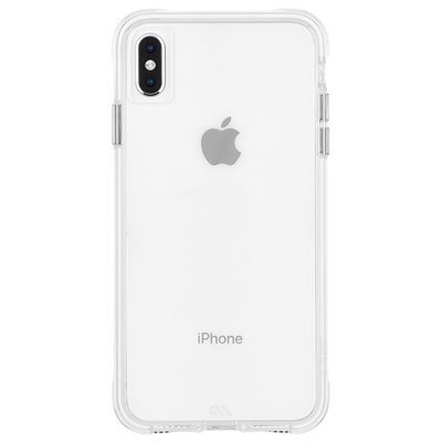 Case-Mate Tough Clear Case for iPhone Xs Max - Clear