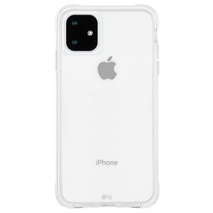 Case-Mate Tough Clear Case for iPhone 11, Clear