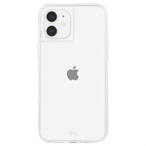 Case-Mate Tough Clear Case for iPhone 12 Mini, Clear