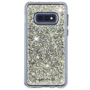 Case-Mate Twinkle Case for Samsung Galaxy S10e, Stardust