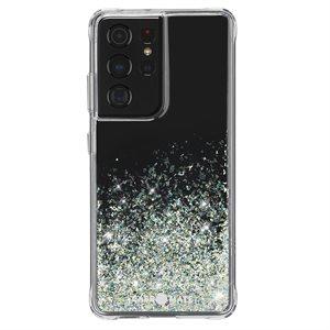 Étui Case-Mate Twinkle Ombre pour Samsung S21 Ultra - Ombre Stardust