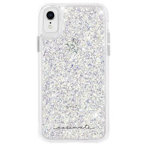 Case-Mate Twinkle Case for iPhone XR, Stardust