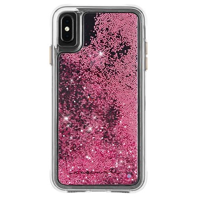 Case-Mate Waterfall Case for iPhone Xs Max - Rose Gold