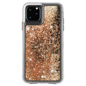Case-Mate Waterfall Case for iPhone 11 Pro, Gold